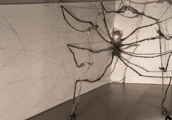 Arachnopocene Weaver