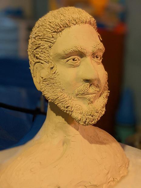 Figurative Sculpture Sample 1