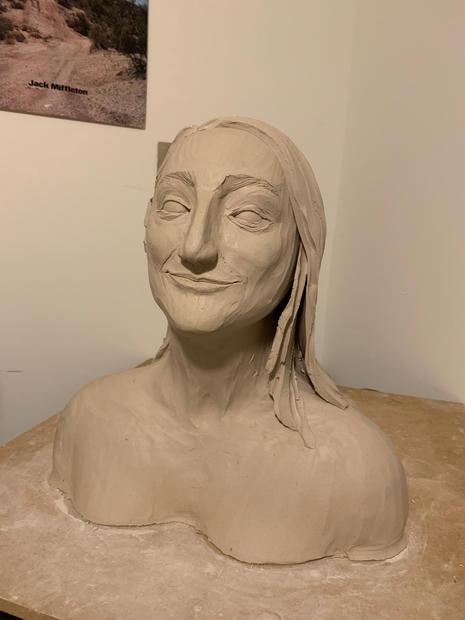 Figurative Sculpture Sample 2