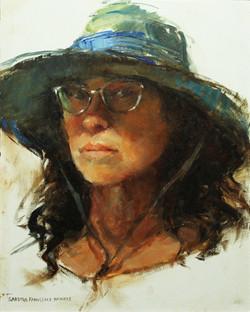 When I'm Sixty-Four (self-portrait)