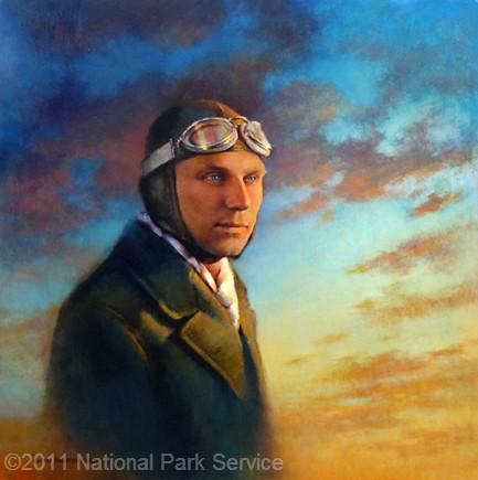 Portrait of Floyd Bennett