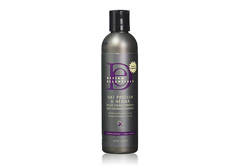 DESIGN ESSENTIALS Oil Protien & Henna Shampoo
