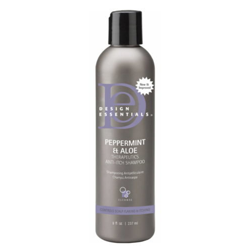 DESIGN ESSENTIALS Design Essentials Peppermint & Aloe Anti-Itch Shampoo