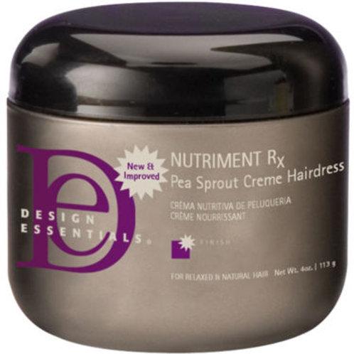 DESIGN ESSENTIALS Nutriment Rx Pea Sprout Creme Hairdess