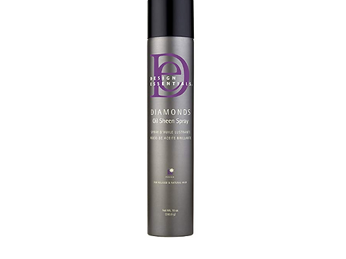 DESIGN ESSENTIALS Diamonds Oil Sheen Spray