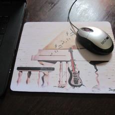 Music Matters Mouse Mat