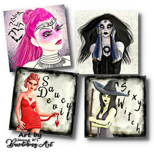 Redbubble Gothic Collection
