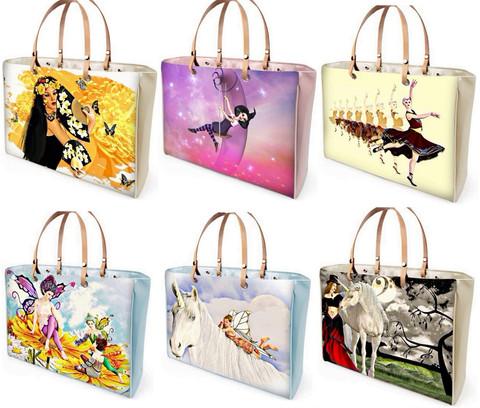 Handbags - Colourful