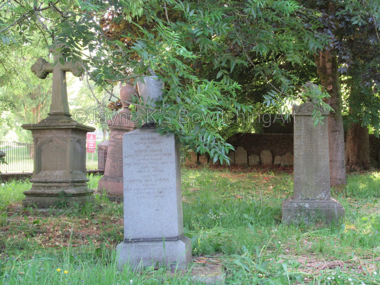 Grave of David David & Baby