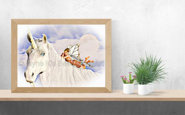 The Fairy & The Unicorn