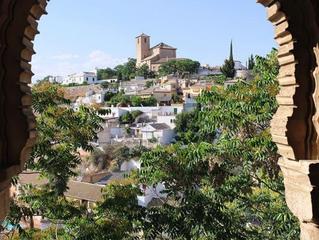 A apaixonante Granada