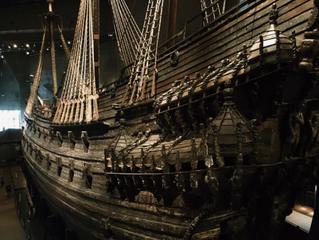 |Museu Vasa, Estocomo|