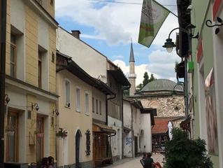 Uma volta no tempo em Sarajevo - A Guerra da Bósnia