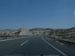 Viajando sozinha de carro pela Espanha
