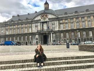 Intercâmbio na Bélgica #convidadanomapa