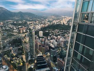 Sky Costanera - A torre mais alta da América Latina.