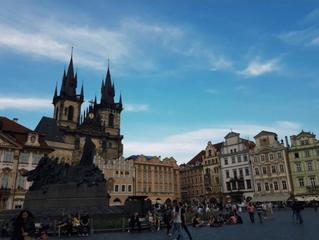   Praga - Rep. Tcheca   #convidadanomapa