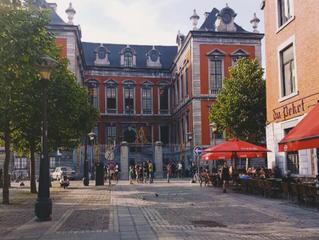 |Liège - Bélgica| #convidadanomapa