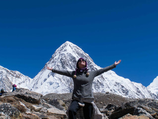 Everest Base Camp - Nepal #convidadanomapa
