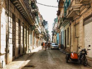   Cuba   #convidadanomapa