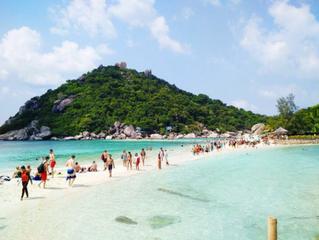 | Ilha Nang Yuan, Tailândia |