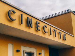 | Cinecitta, Roma, Itália |