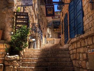  Israel  - #convidadanomapa