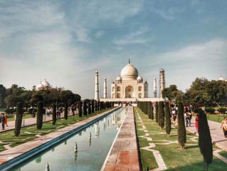   Índia   #convidadanomapa