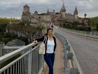|Primeira viagem internacional - Ucrânia| #convidadanomapa