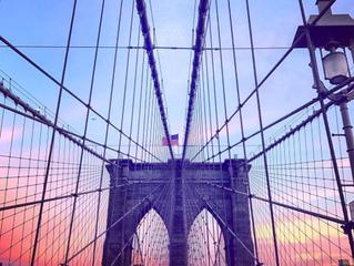 | Ponte do Brooklyn, NYC |