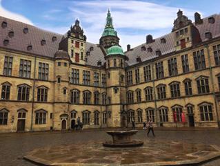 |Castelo de Kronborg, Dinamarca|