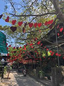 Koh Tao on Valentine's Day