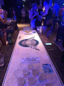 Beer Pong at Fishbowl