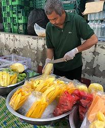 Mango for Breakfast
