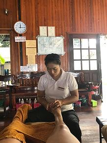 Foot Massage at Kayo Healing Massage