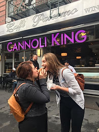Cannoli King in Little Italy