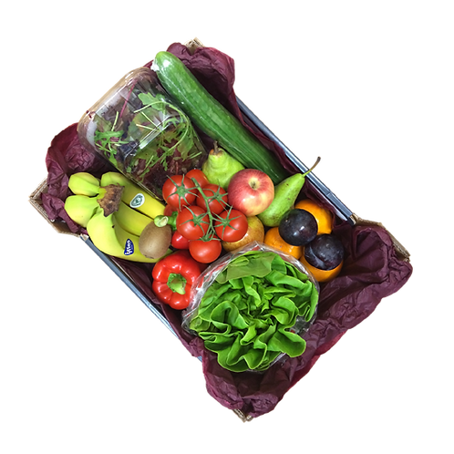 Small fruit and veg box for pick-up