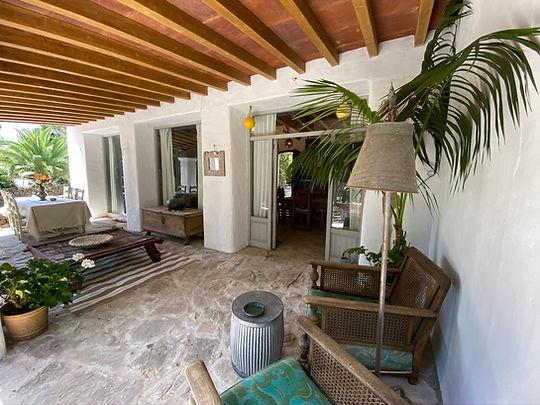 Cortijo El Aguilon, Luxury Villa Tarifa: The Stable Cottage