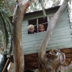 Cortijo El Aguilon, Luxury Villa Tarifa: Treehouse