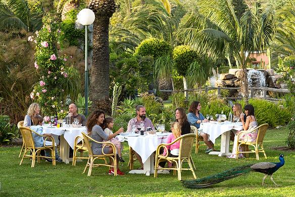 Restaurant Tarifa El Jardín Spain Places To Eat