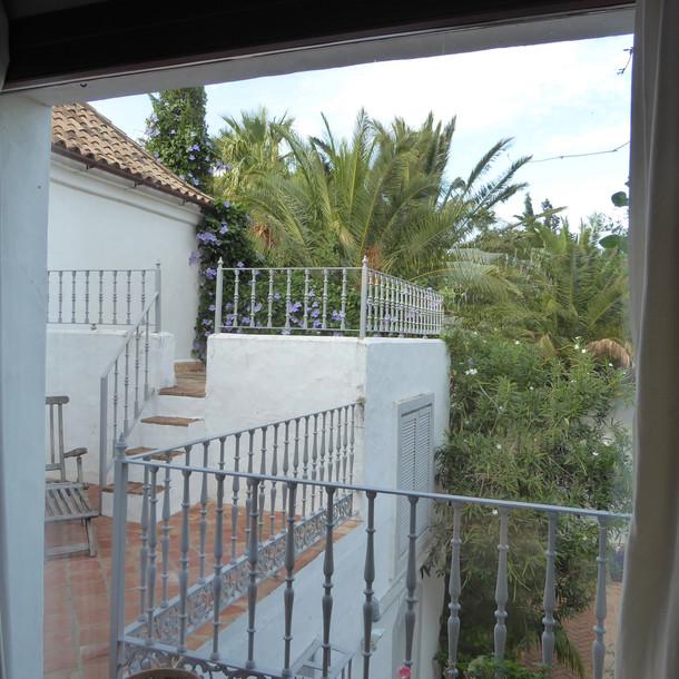 Cortijo El Aguilon, Luxury Villa Tarifa: The Garden Suite Sun Deck