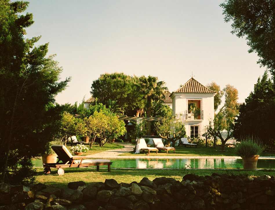 Horse Riding: Cortijo El Aguilon, Luxury Villa, Tarifa