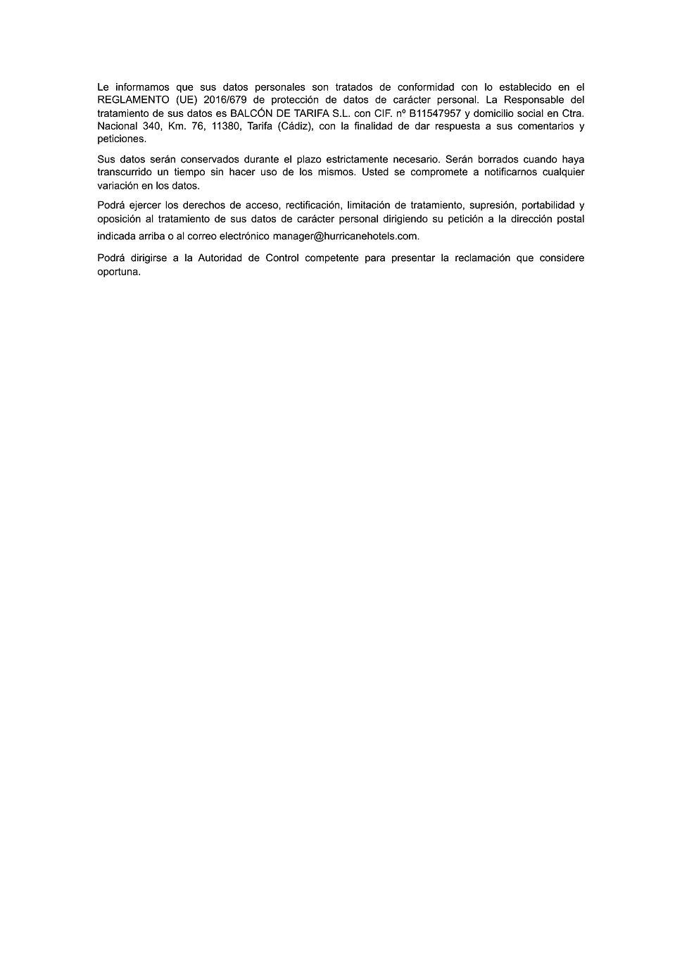 4_CLAUSULA PARA EL FORMULARIO DE CONTACT