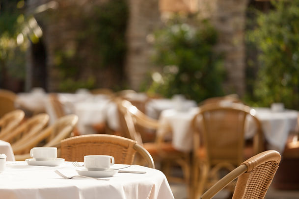 Hotel Punta Sur Tarifa Desayuno El Jardín