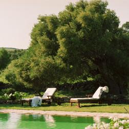 Cortijo El Aguilon, Luxury Villa Tarifa: Pool