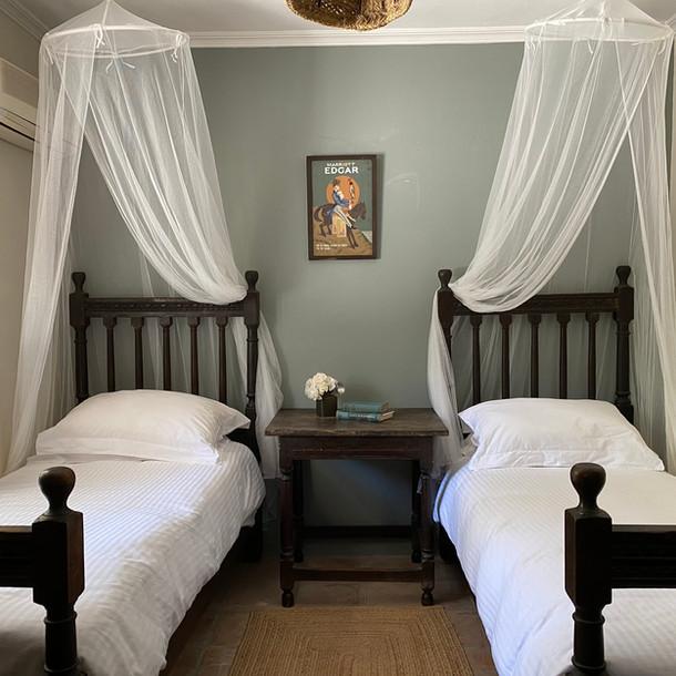 Cortijo El Aguilon, Luxury Villa Tarifa: The Courtyard Cottage