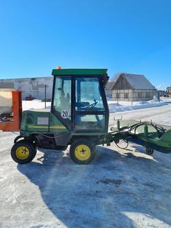 Winterdienst Fuhrpark Manske Hamm 1