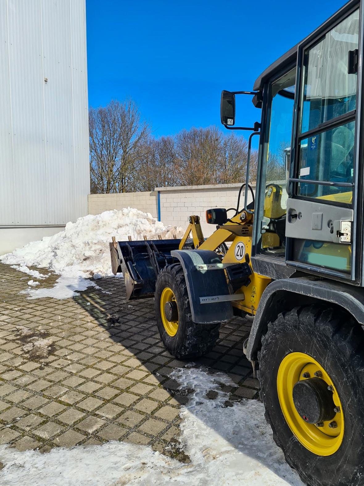 Winterdienst Fuhrpark Manske Hamm 3