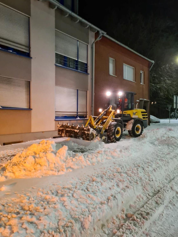 Winterdienst Fuhrpark Manske Hamm 8