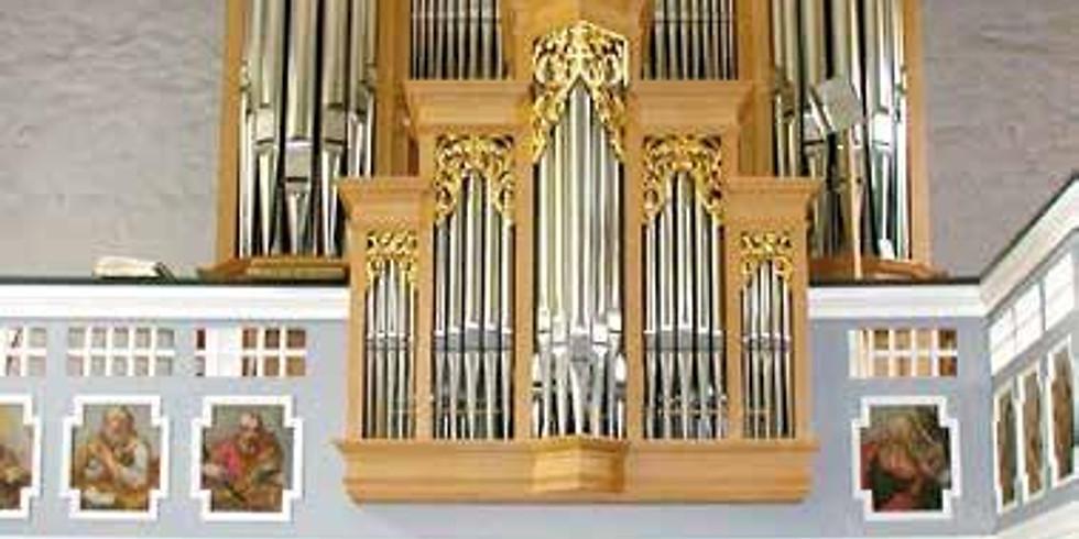 Salzhausen (D): Abschlusskonzert Salzhäuser Orgelsommer